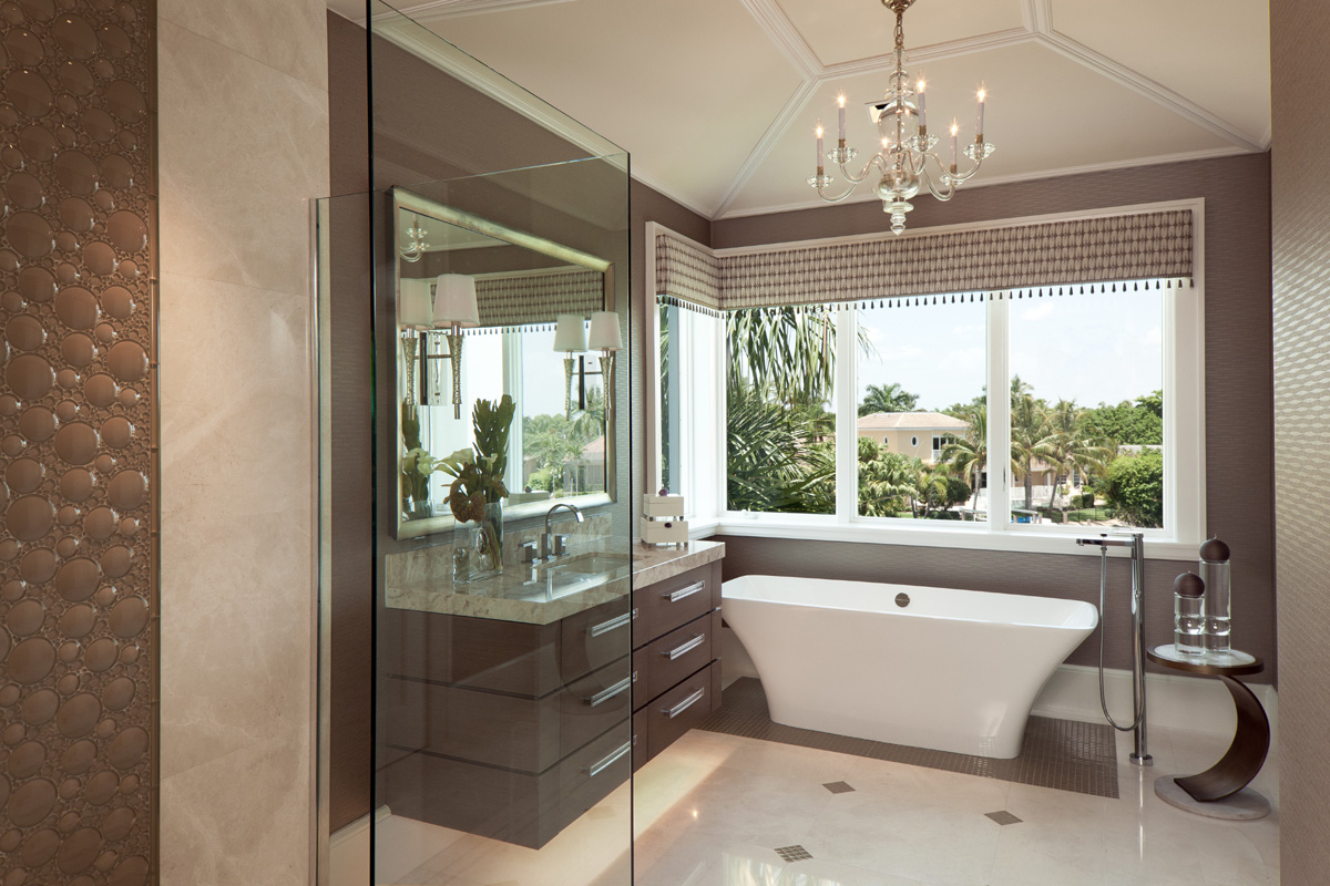 Classic Contemporary Bathroom