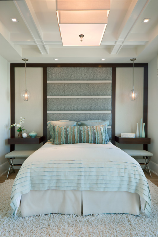 Classic Contemporary Bedroom