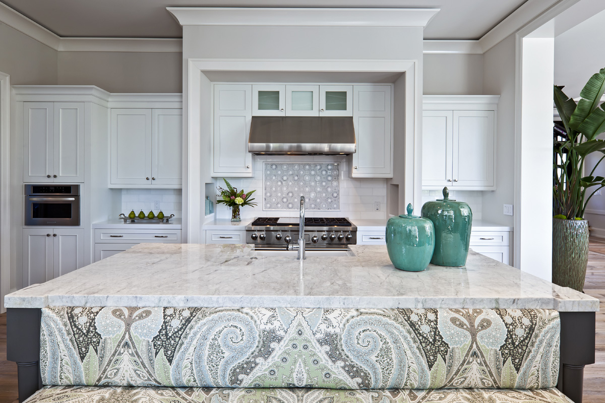 Coastal Contemporary Kitchen