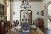 Gulfshore Traditional Dining Room