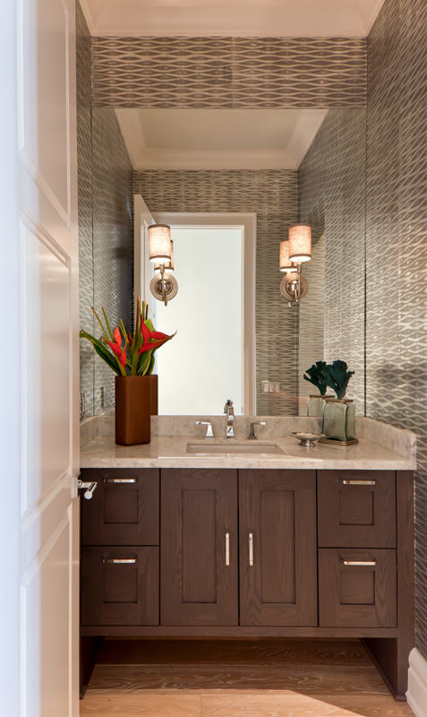Mediterra Naples Transitional Bathroom