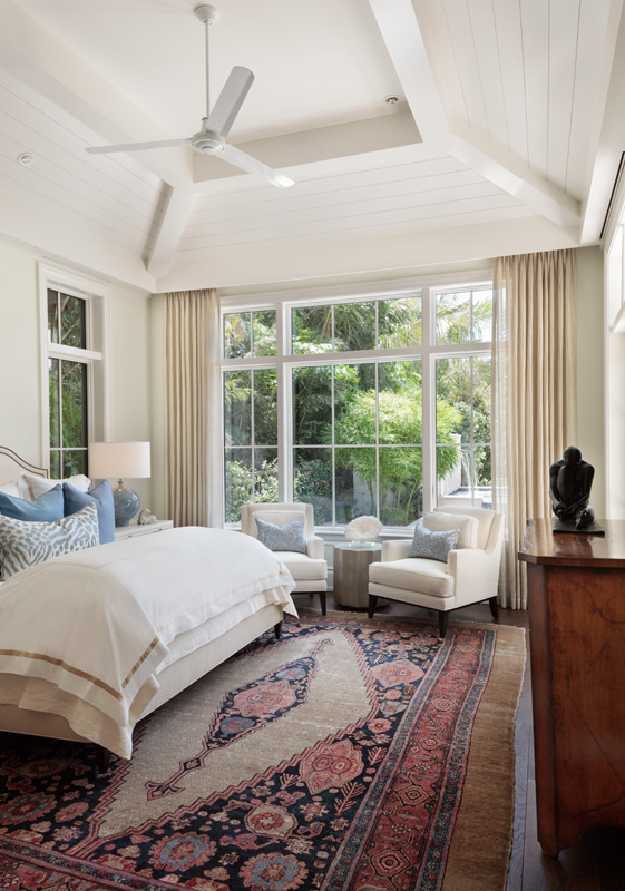 Old Naples Transitional Bedroom