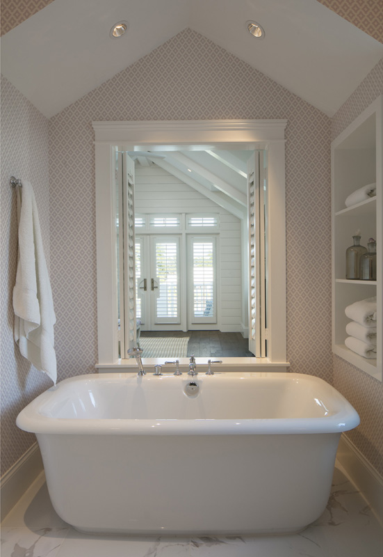 Port Royal Coastal Traditional Bathroom