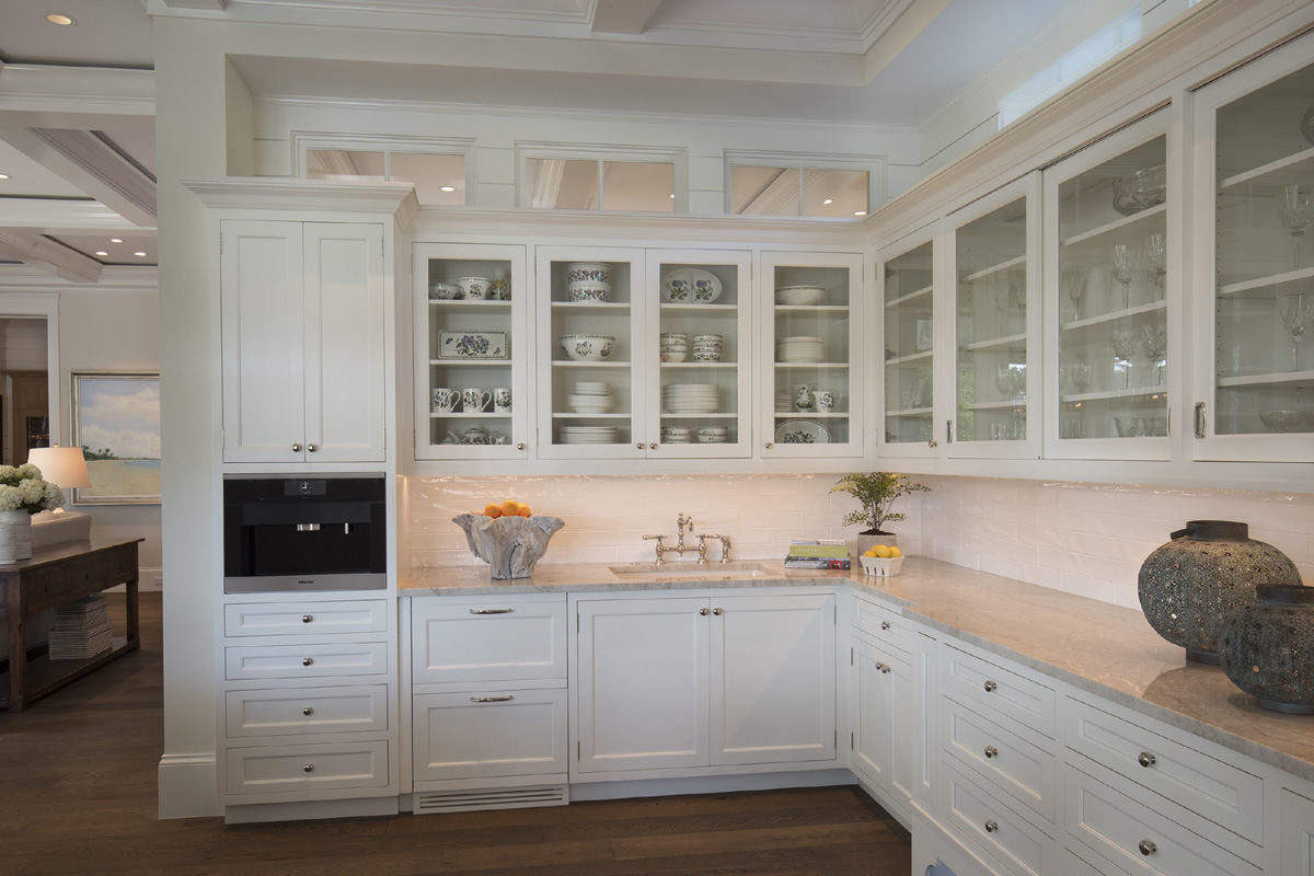 Port Royal Coastal Traditional Kitchen